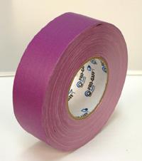PROGAFF Pro Gaffer Tape - GAFF - 2 x 55yds Purple