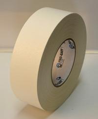 PROGAFF Pro Gaffer Tape - GAFF - 2 x 55yds White