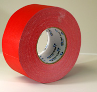 PROGAFF Pro Gaffer Tape - GAFF - 3 x 55yds RED