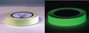 Pro Glow GLOW IN THE DARK Tape 1x10yds