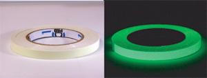 Pro Glow GLOW IN THE DARK Tape 1/2x10yds