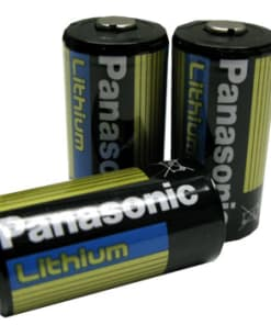 Panasonic CR123 3V Lithium Battery - 24 Count of Batteries
