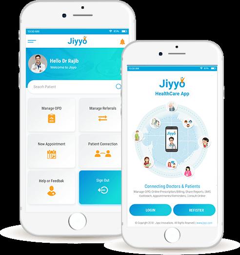 Jiyyo Healthcare App