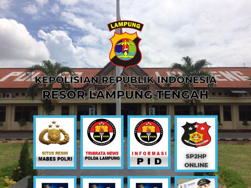 Polres Lampung Tengah
