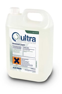 Ultra Glasswash Liquid