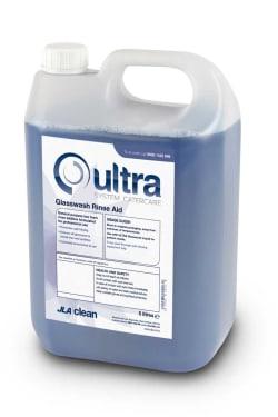 Ultra Glasswash Rinse Aid