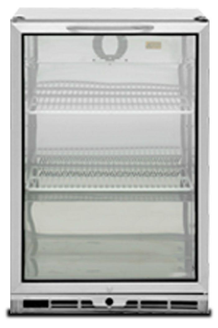 Single door bottle cooler