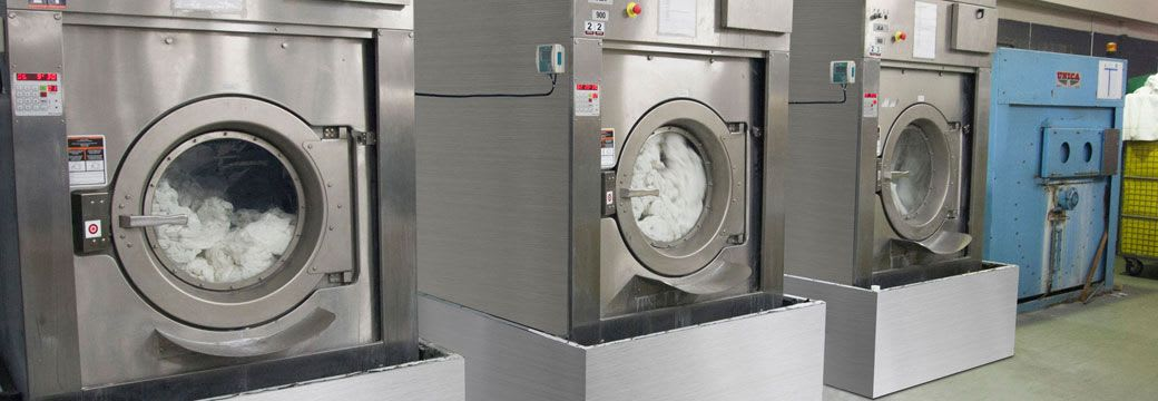Industrial Washing Machines   Industrial Laundry Equipment