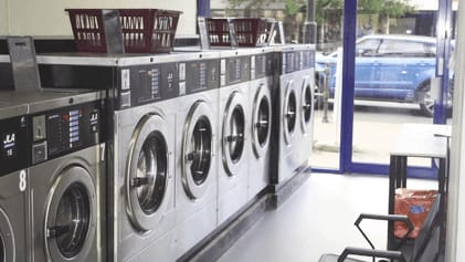 Starting a Laundrette Business