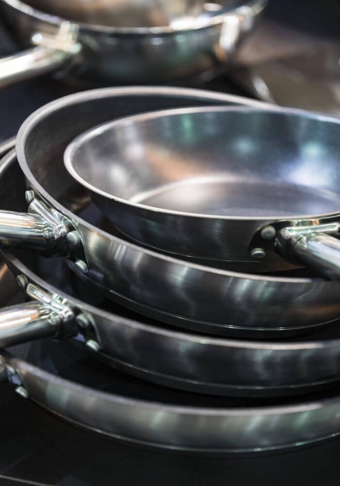 Commercial Utensil & Pot Washers