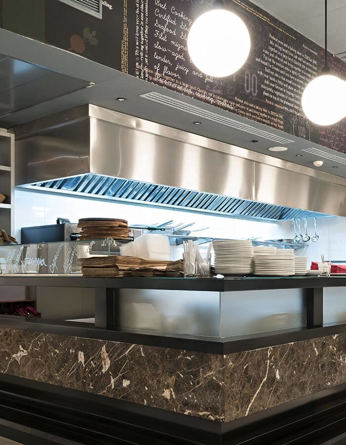 Commercial Kitchen Hood Maintenance