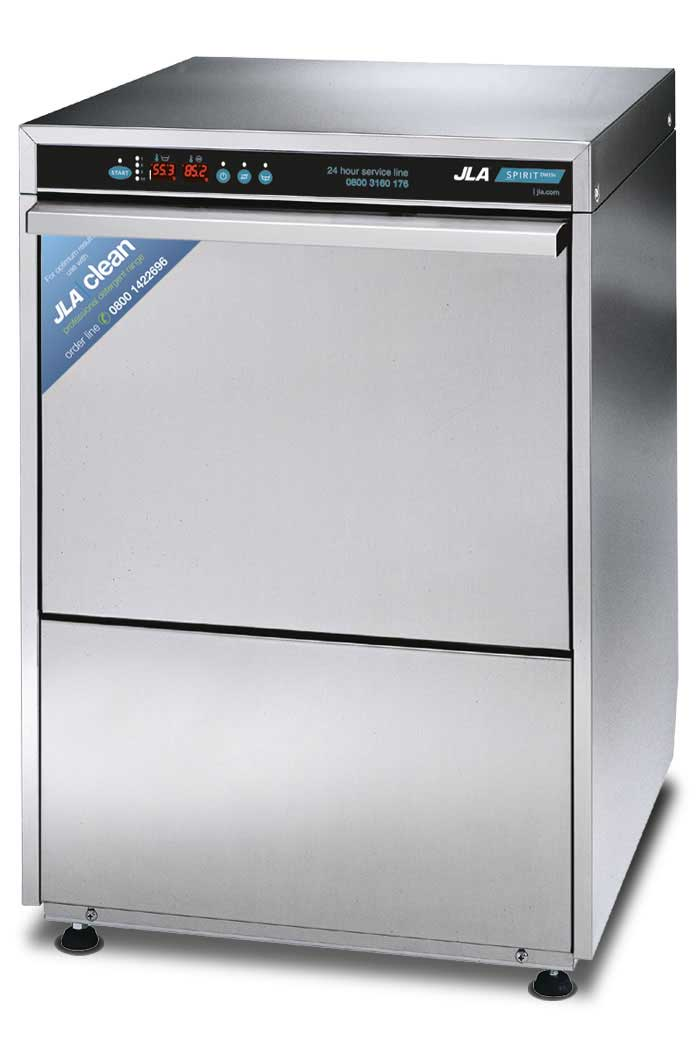 Thermal Disinfection Dishwashers