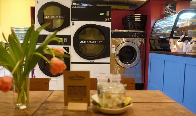 Odd Socks Cafe and Launderette Tees Valley