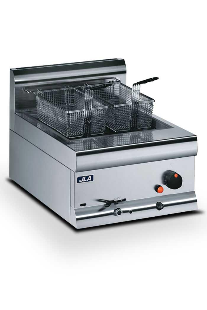 JLA Premium Twin-Basket Electric Fryer