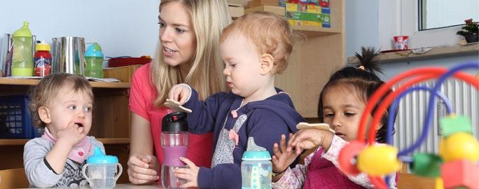 Providence Day Nursery in Elland