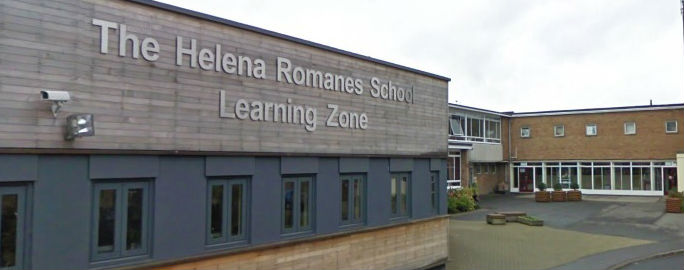 Helena Romanes School in Great Dunmow