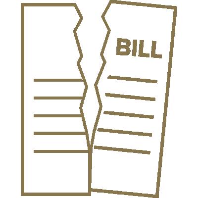 No repair bills