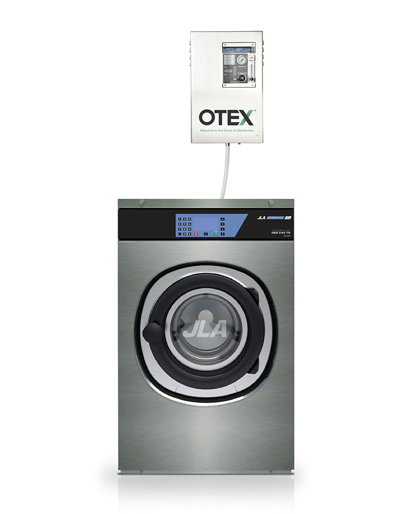 Ozone Laundry Disinfection