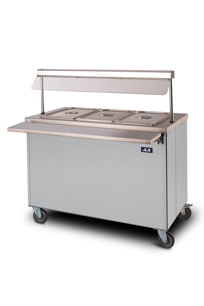 JLA Hot Cupboard - Bain Marie Top