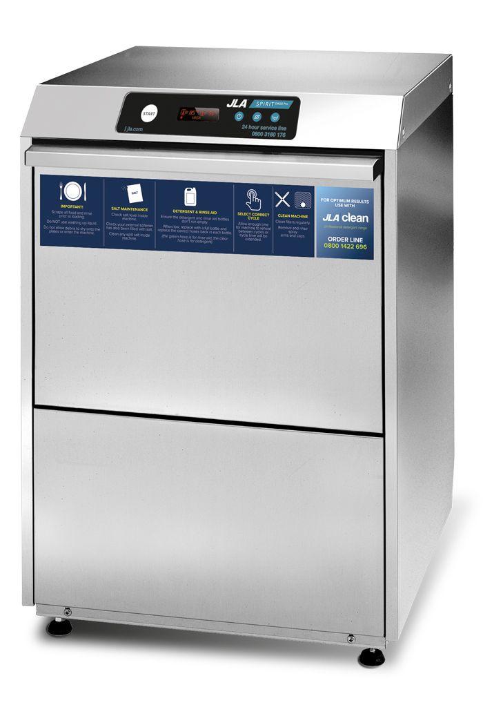 DW22 TD Pro Thermal Tank Dishwasher