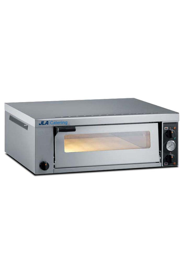 4 x 12in Single-Deck Pizza Oven