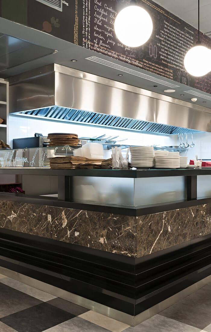 Commercial Kitchen Hood Maintenance