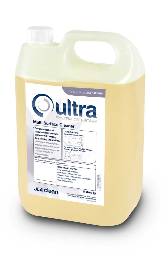 Ultra Multi-Surface Cleaner
