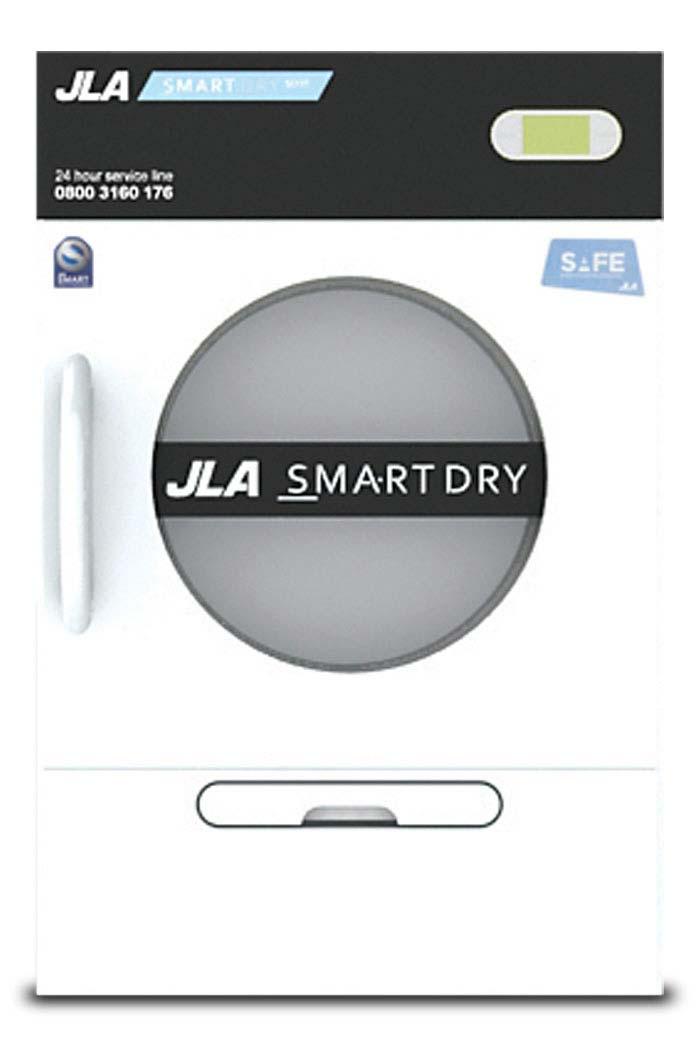 JLA SD20 Coin-Op SMART Dryer