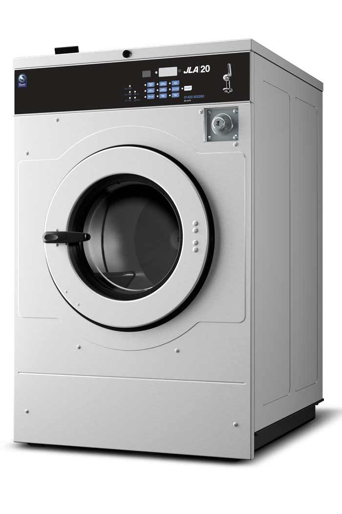 JLA 20 Smart wash coin op