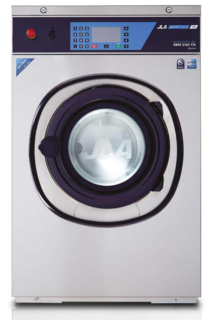 JLA 22 Smart Wash coin op