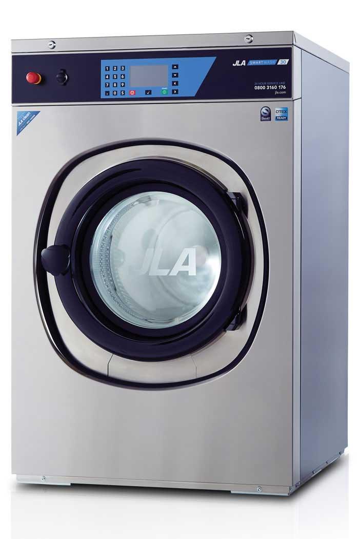 JLA 30 Smart wash coin op