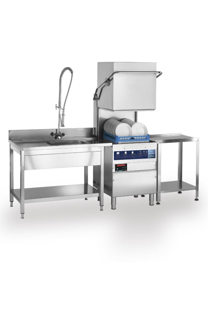 JLA DWP15s Passthrough Dishwasher