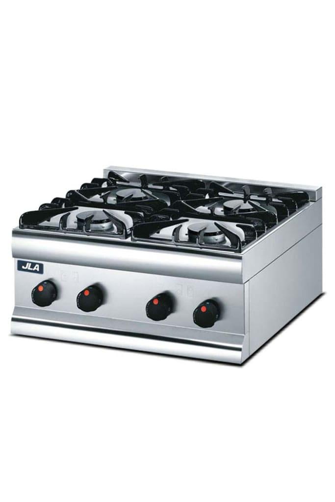 Modular 4-Burner Gas Boiling Top