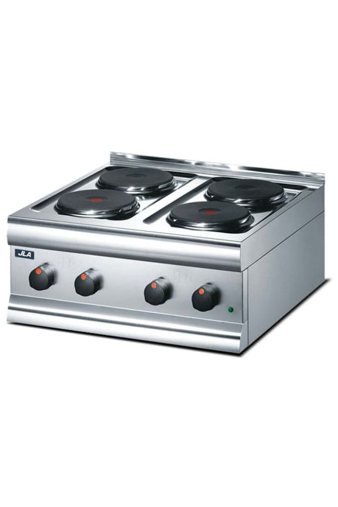 Modular 4-Plate Electric Boiling Top
