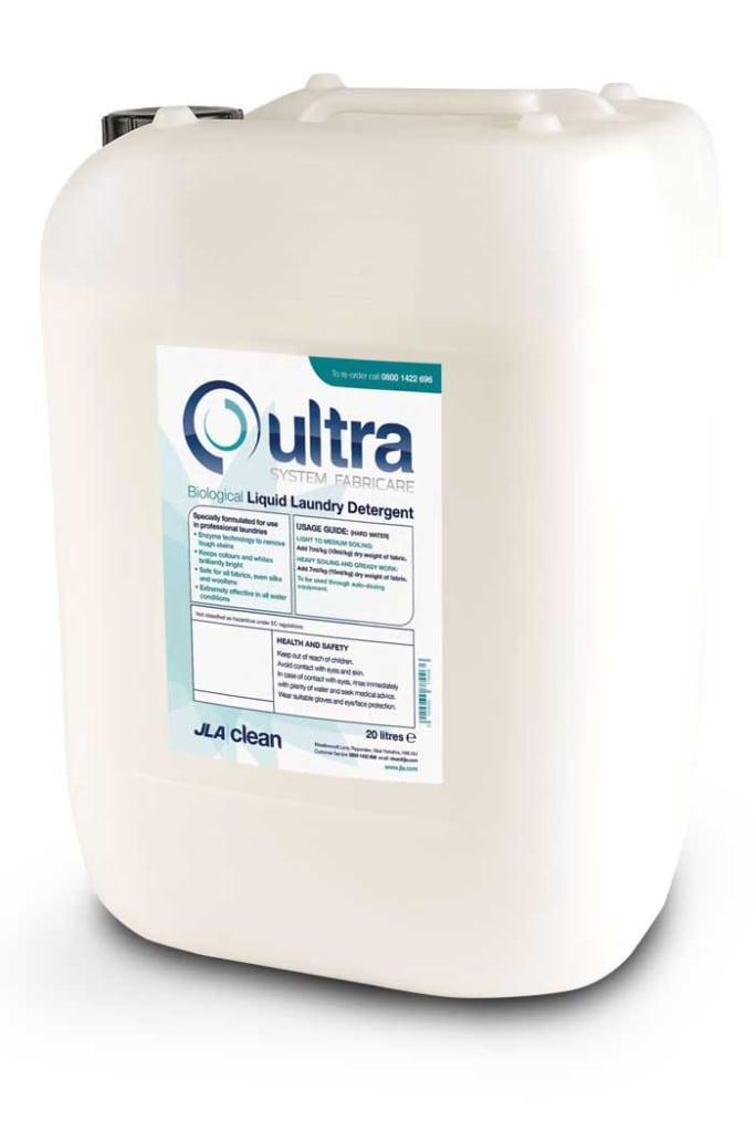 Ultra Bio Liquid Laundry Detergent