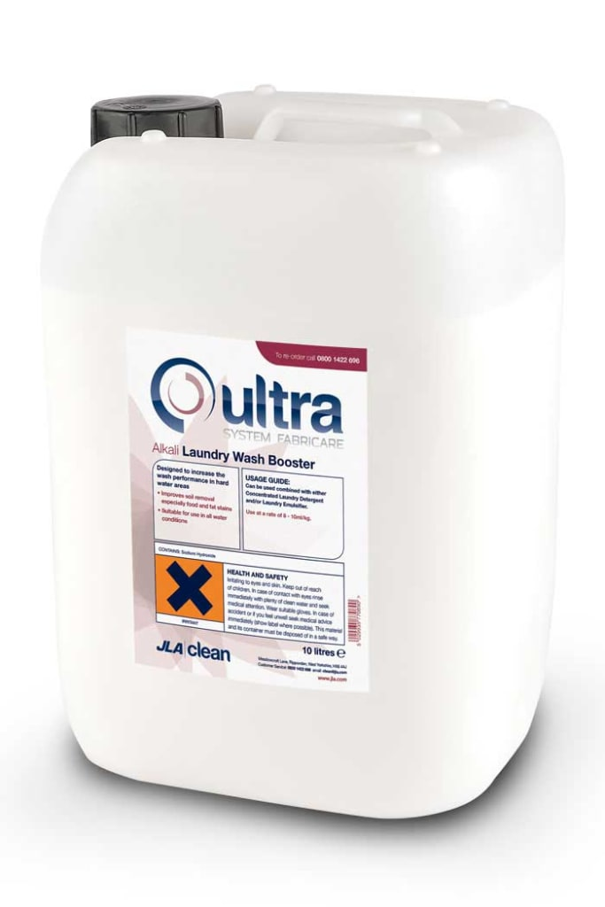 Ultra Alkali Laundry Wash Booster