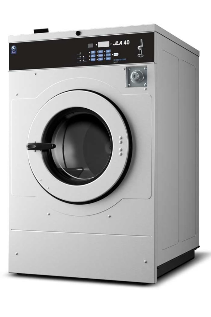 JLA 40 Smart wash RM coin op