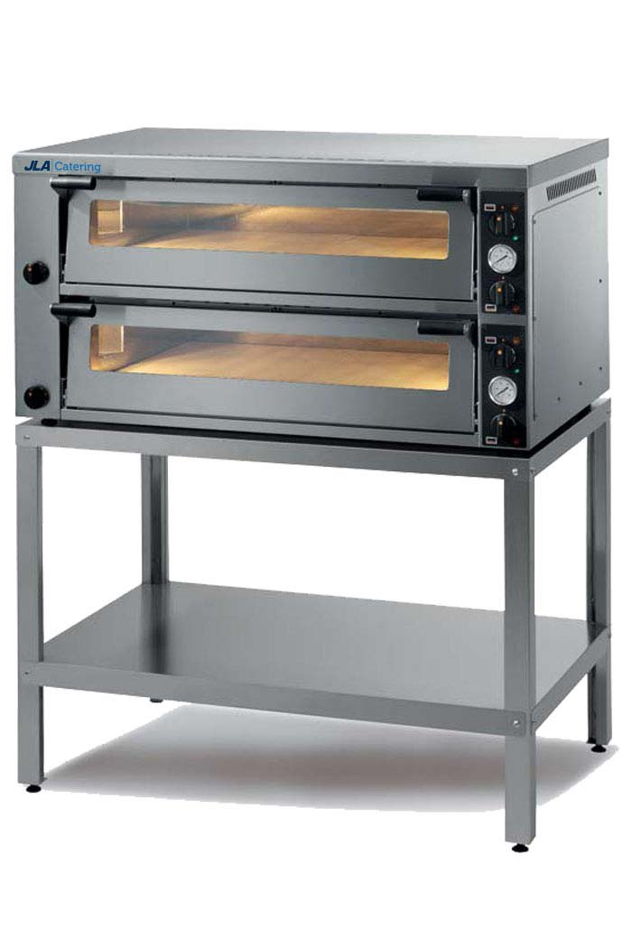 12 x 12in Twin-Deck Pizza Oven