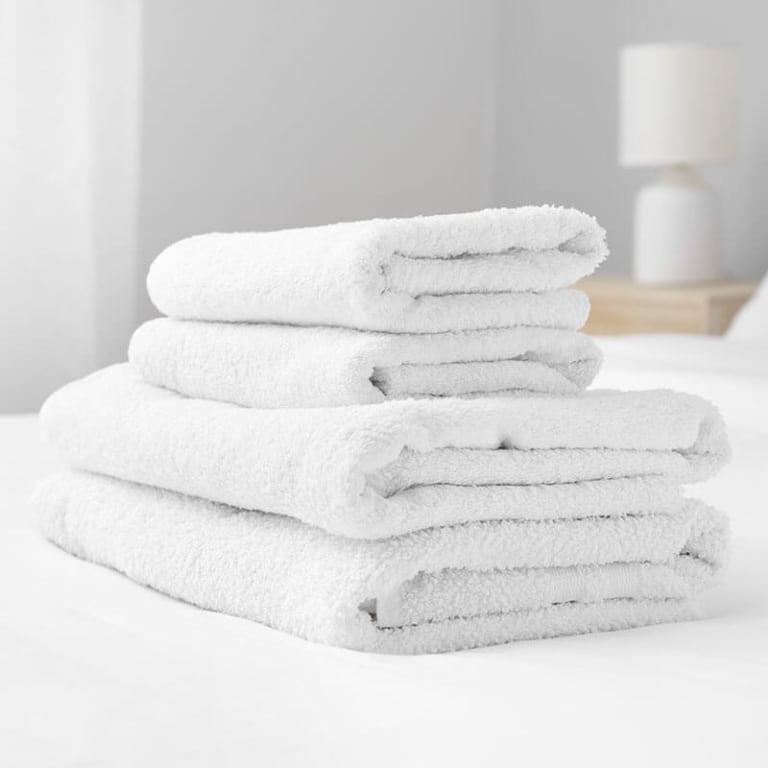 Ozone laundry disinfection