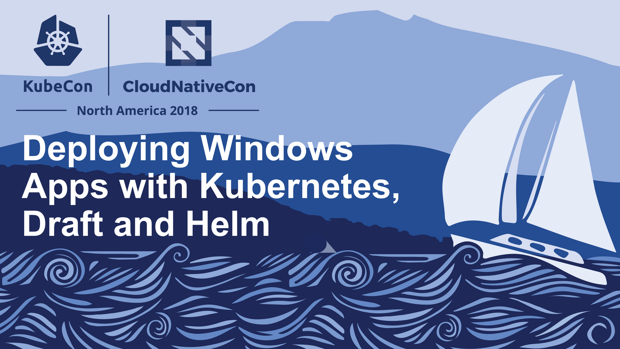 KubeCon NA 2018: Windows Kubernetes
