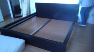 Malm King Bed missing parts 2