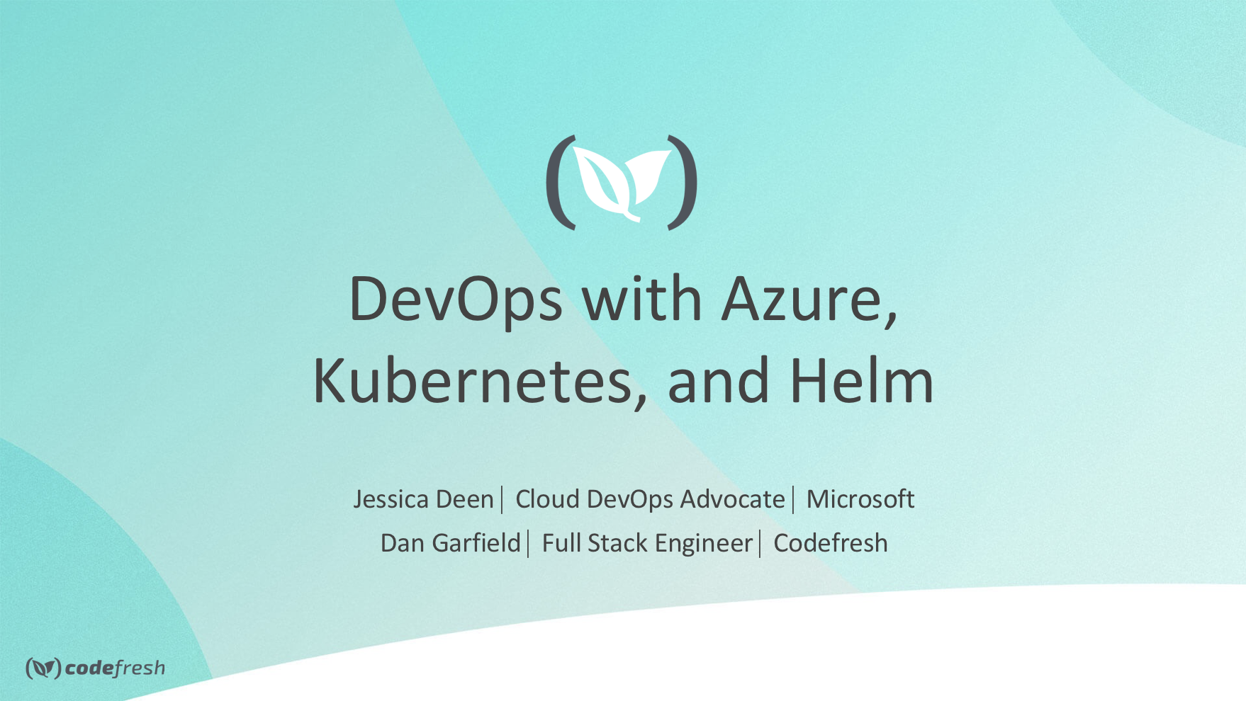 Codefresh+Azure: DevOps, Kubernetes, Helm Webinar