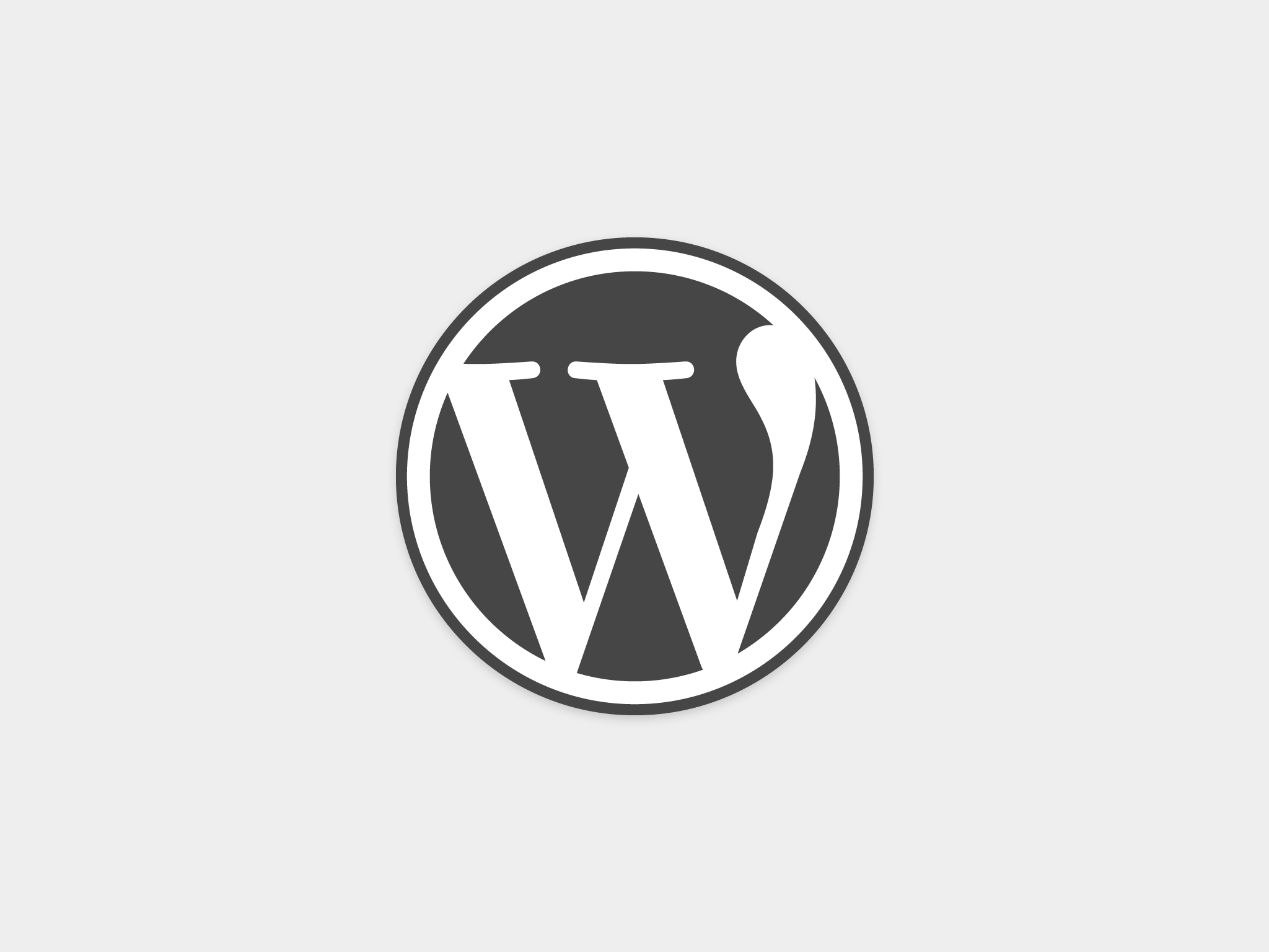 WordPress and Password Protected Directories