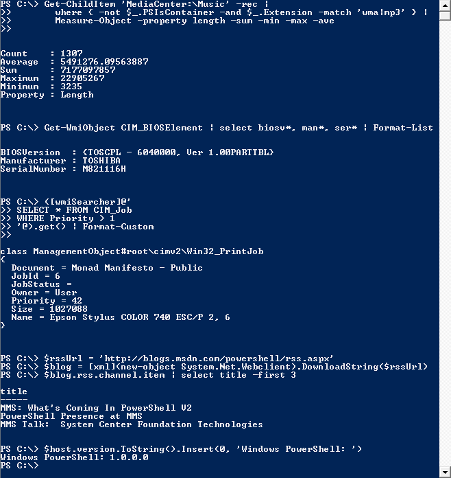 Want something equivalent to the Linux Tail command but for Windows? Use PowerShell!