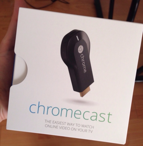 Review: Chromecast or Apple TV's AirPlay