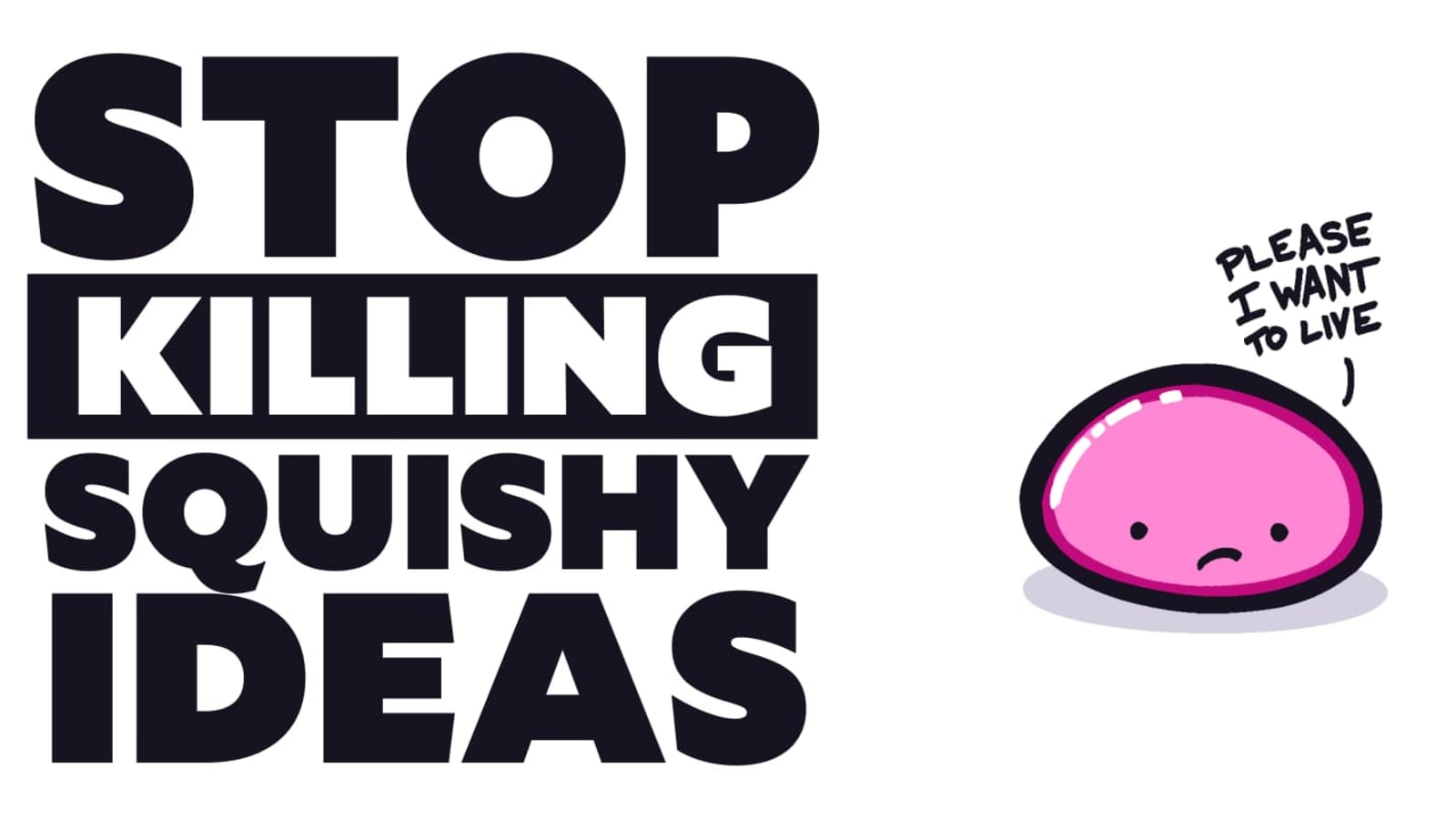 Squishy vs. Load-Bearing Projects (or: How Not to Flatten Innovation)