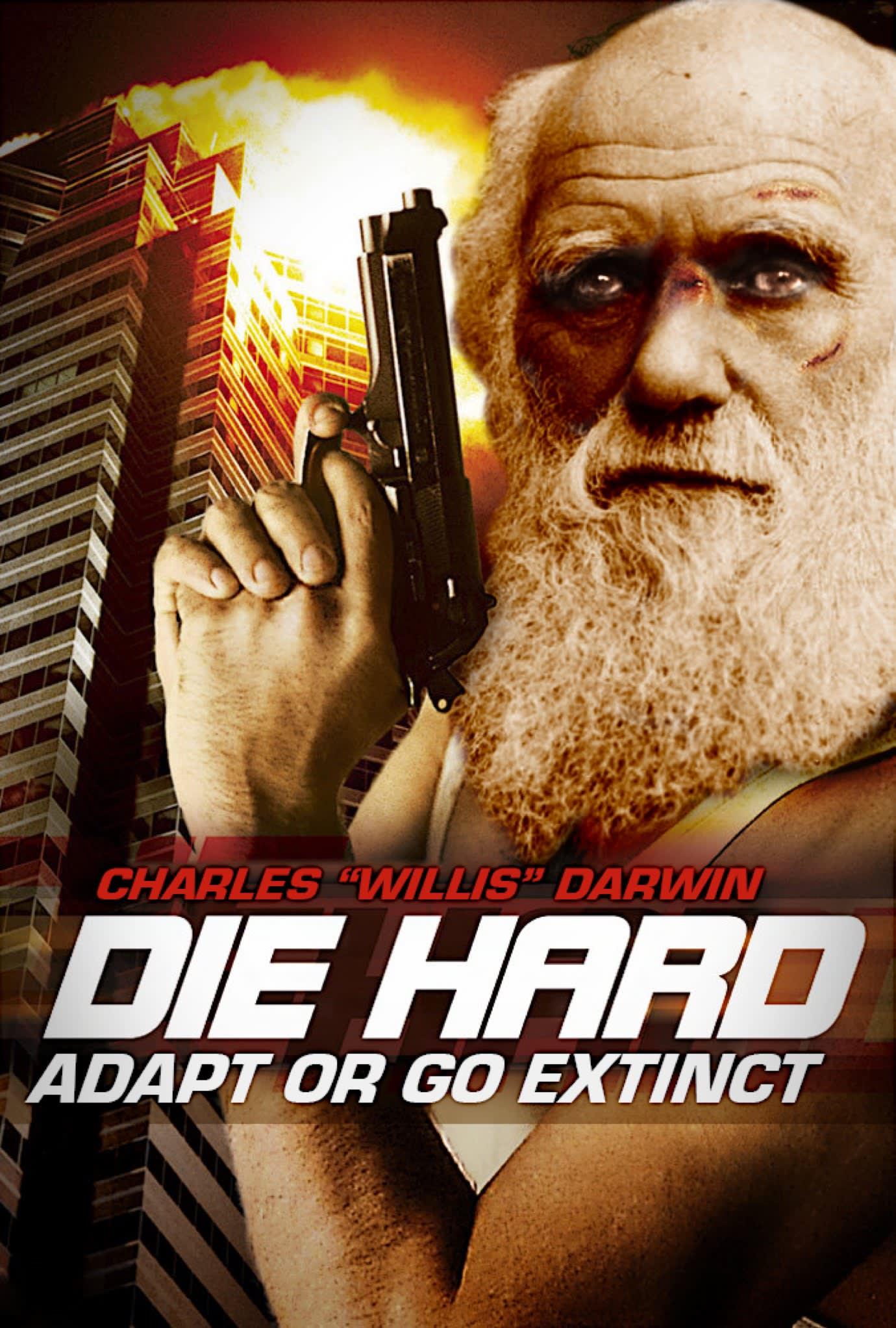 Charles Darwin in... Die Hard.