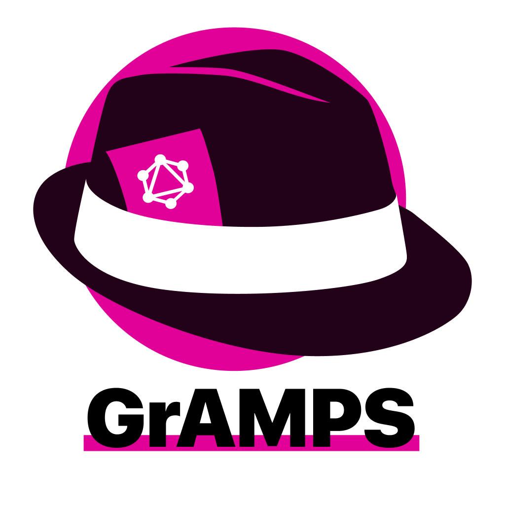 GrAMPS logo.