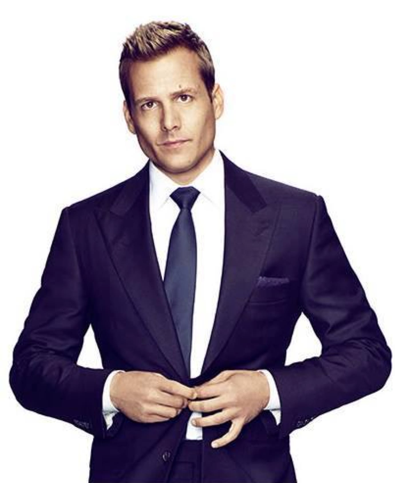 Harvey Specter from Suits.