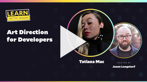 Art Direction for Developers (with Tatiana Mac)